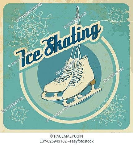 Figure Skating Ice Skating Backgrounds Stock Photos And Images Agefotostock