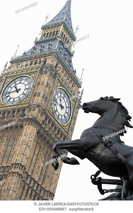 Big Ben. London. England. UK