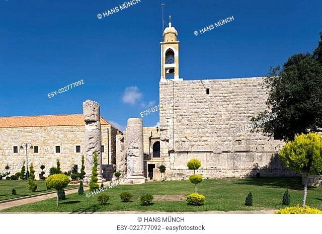 Kloster in Beit Meri