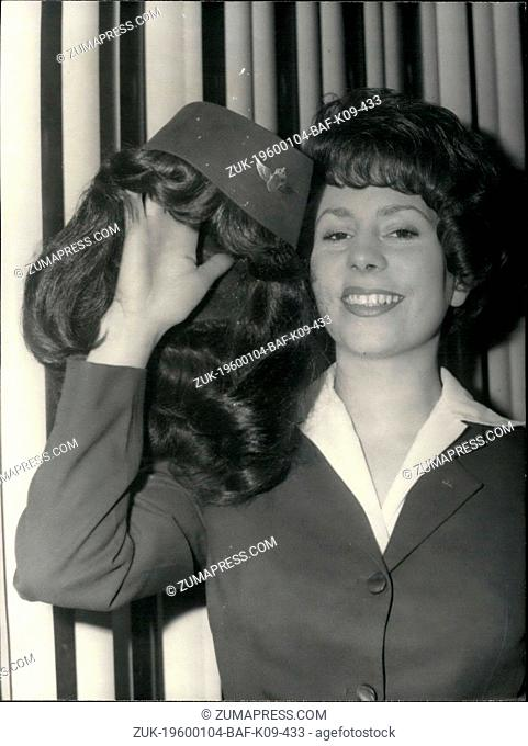 1968 - France Will Exhibit Its Wigs To The Us French hairdresser Antoine SALVADOR will tour the United States for one month and present in many towns the latest...