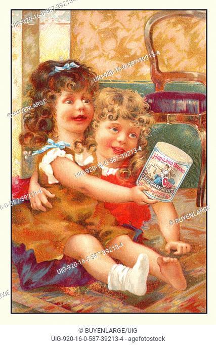 Highland Brand Condensed Milk