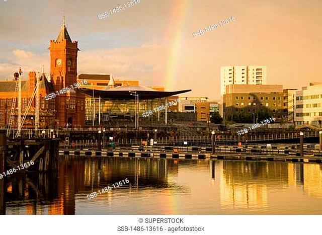 Cardiff Bay, Wales, United Kingdom, Great Britain, Europe