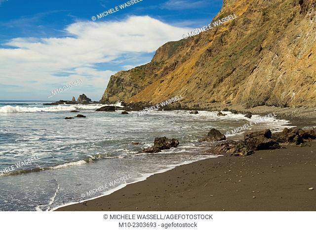 Frenchys on west end of Anacapa Island