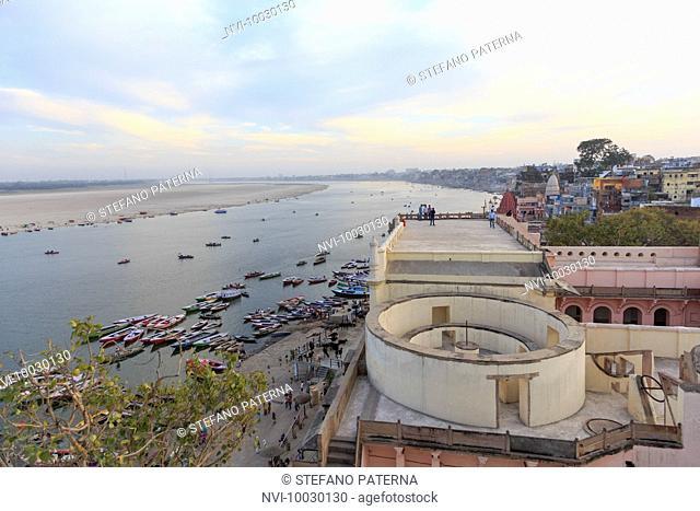 Ganges, Varanasi, Uttar Pradesh, India