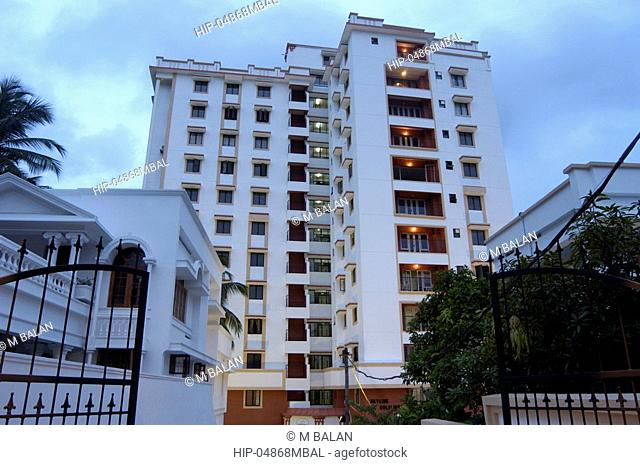 SKYLINE APARTMENTS TRIVANDRUM
