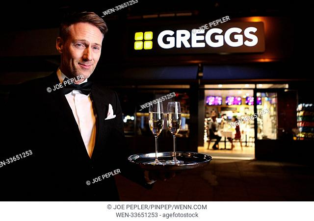 This Valentine's Day, food-on-the-go retailer Greggs has teamed up with OpenTable, the world's leading restaurant booking service