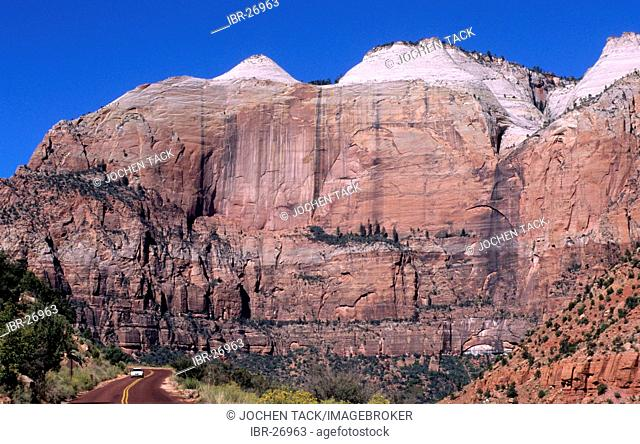 USA, United States of America, Utah: Zion National Park