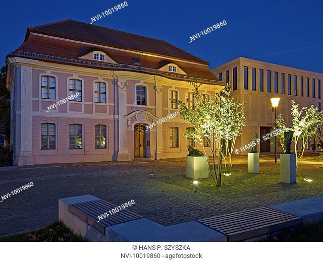 Kleist Museum in Frankfurt (Oder), Brandenburg, Germany