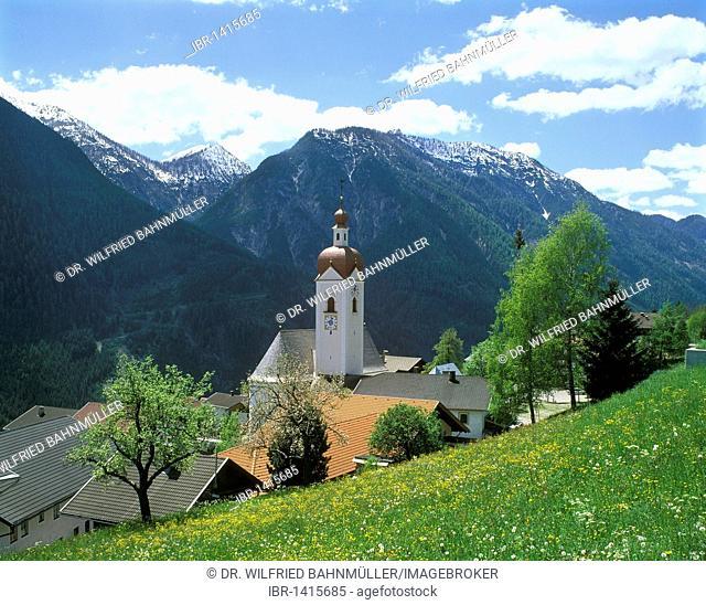 Assling, East Tyrol, Austria, Europe