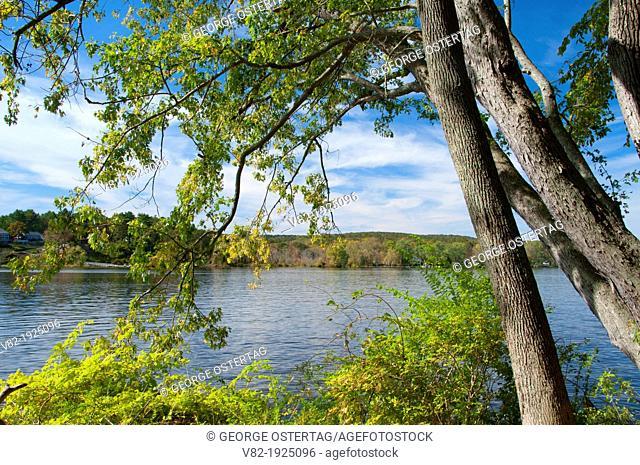 Connecticut River, Gillette Castle State Park, Connecticut