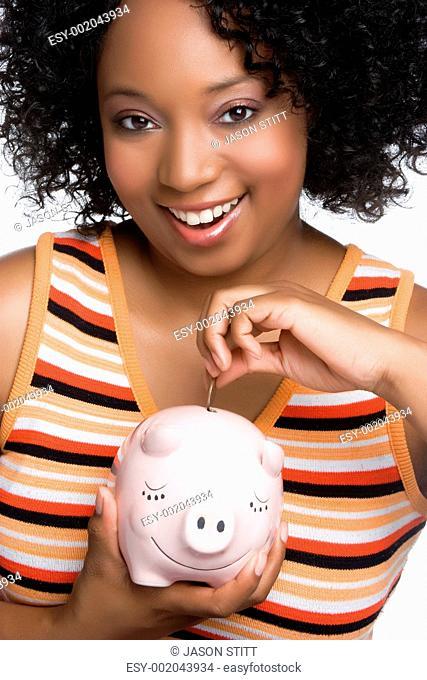 Money Pig Woman