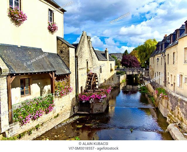 Bayeux, Calvados, Normandie, France