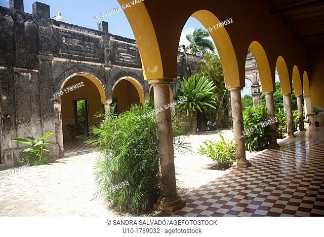 Hacienda Yaxcopoil, Yucatan, Mexico