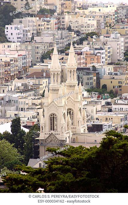 San Francisco. California, USA