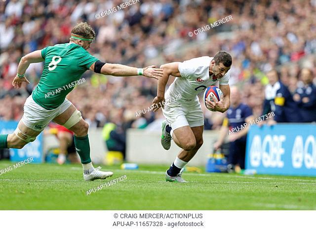 2015 Rugby World Cup Warm Up England v Ireland Sep 5th. 05.09.2015. Twickenham, England. Rugby World Cup Warm Up. England versus Ireland