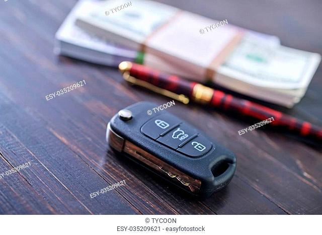 key for car