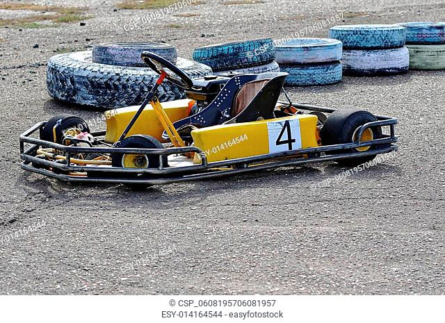 Karting sport and entertainment
