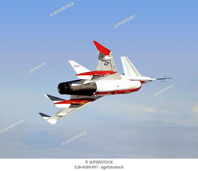 HiMAT in Flight