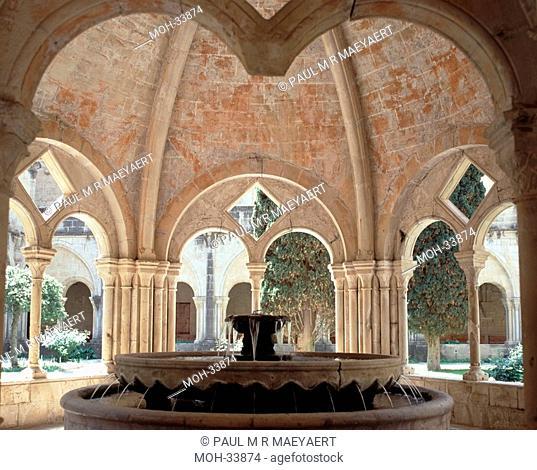 Poblet, Monasterio de Poblet