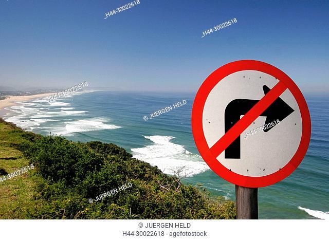 south africa , garden route, viewpoint , wilderness beach