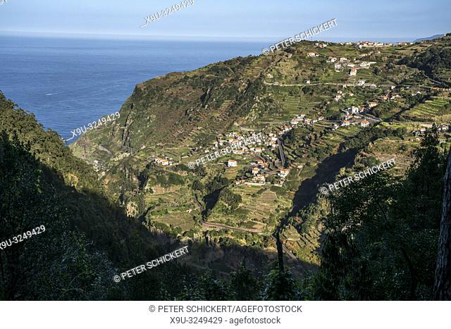 Ribeira de Janela, Madeira, Portugal, Europa | Ribeira de Janela, Madeira, Portugal, Europe