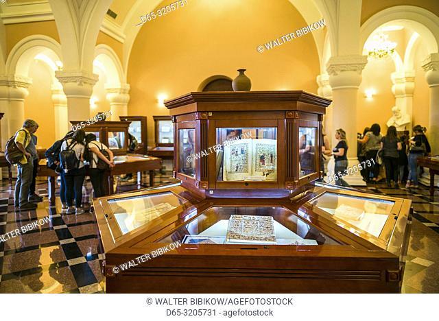 Armenia, Yerevan, Matenadaran Library, rare manuscripts in the Armenian language, ER