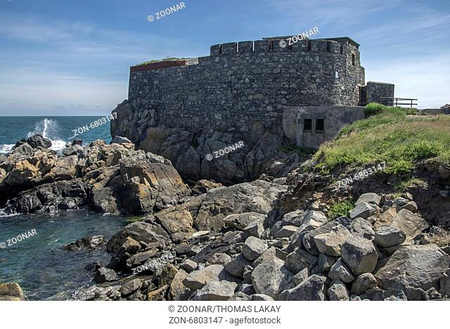 Bailiwick of Guernsey, Fort Doyle, Vale
