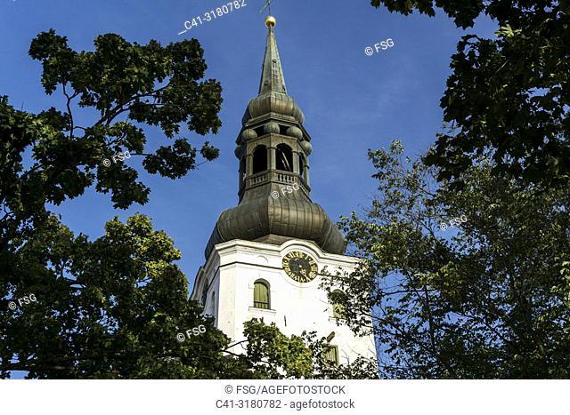 Dome church. Tallinn. Estonia