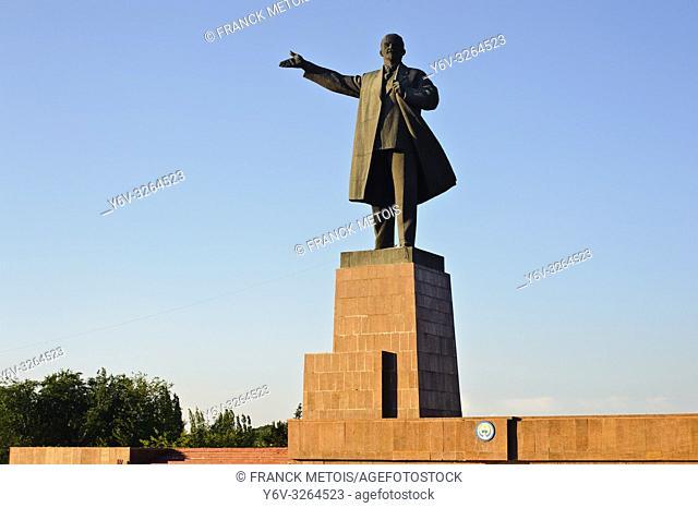 Statue of Lenin ( Osh, Kyrgyzstan)