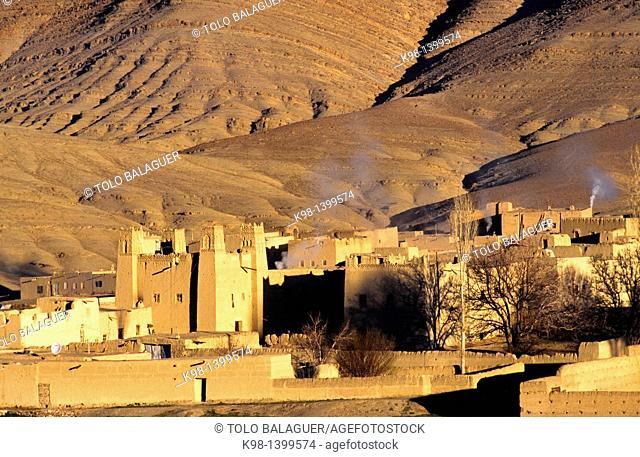 Imilchil, Atlas Mountains, Morocco