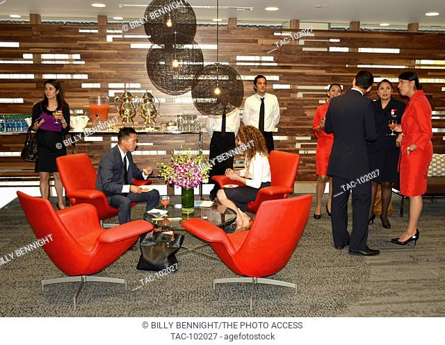 Atmosphere Delta Air Lines unveils a $229 million overhaul of Terminal 5 (T5) at Los Angeles International Airport
