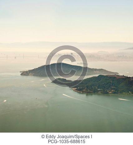San Francisco Angel Island and Bay