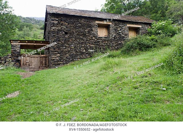 Pla de la Selva  Lerida Pyrenees, Catalonia  Spain