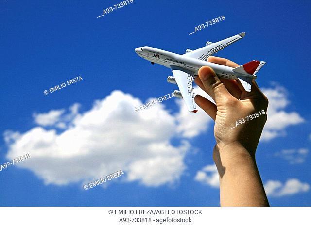 Imaginative flight