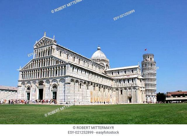 Platz der Wunder / Piazza del Duomo / Piazza dei Miracoli / Square of Miracles