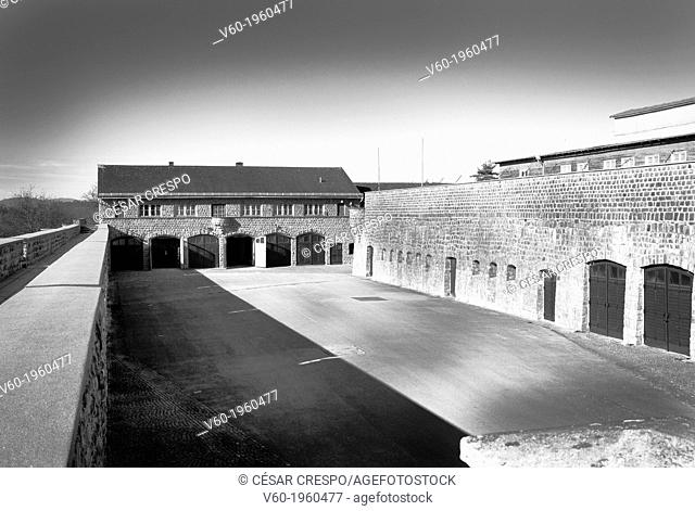 -Mauthausen- Death Camp Austria