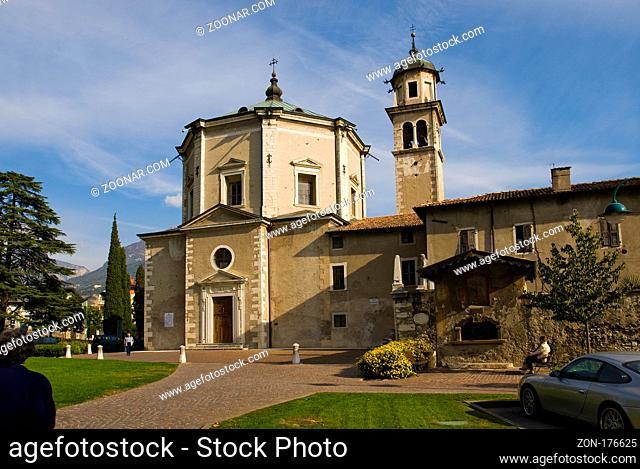 Chiesa Beata Vergine Maria dell Inviolata, Riva del Garda, Gardasee, Gardisienne Occidentale, Italien | Chiesa Beata Vergine Maria dell Inviolata