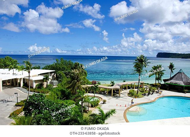 Marriott Resort and Spa, Tumon Beach, Guam