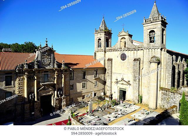 Monastery of Santo Estevo, Orense, Spain