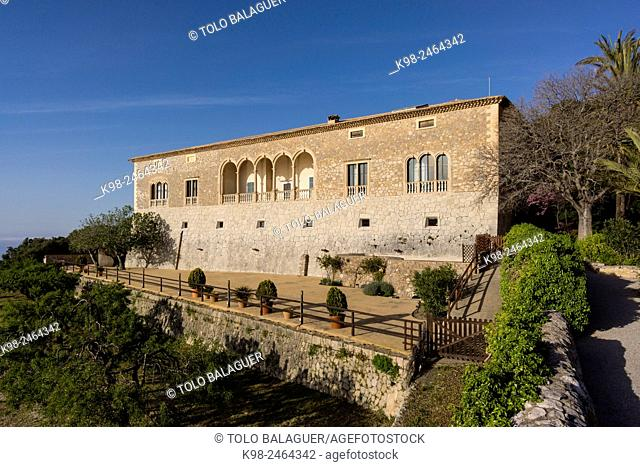 Casa Museo de Son Marroig , Valldemossa, Majorca, Balearic Islands, Spain