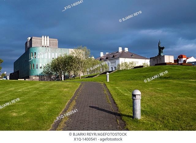 The Supreme Court of Iceland  Reykjavik Iceland