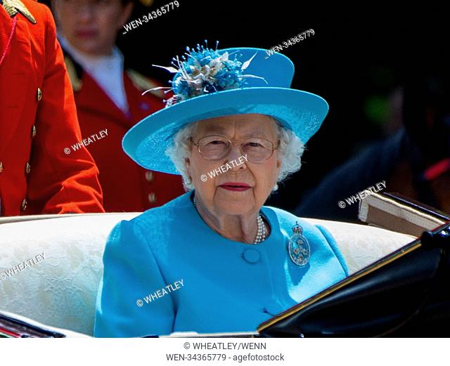 The official birthday of the British Sovereign has been marked by The Trooping the Colour for more than 260 years. The royal spectacle sees over 1400 parading...