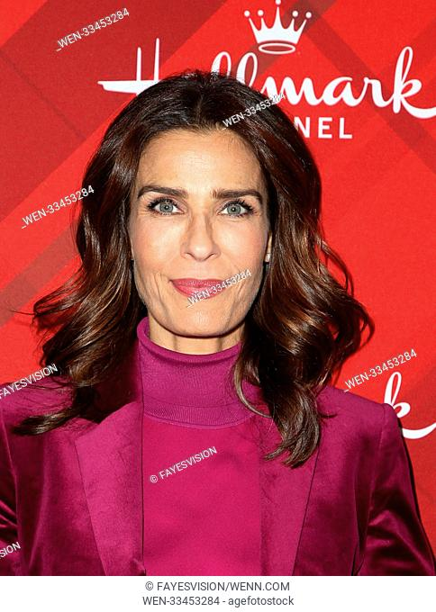 Hallmark Channel Screening of Christmas at Holly Lodge Featuring: Kristian Alfonso Where: Los Angeles, California, United States When: 04 Dec 2017 Credit:...