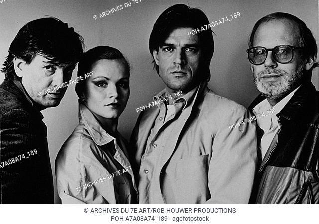 De Vierde Man Year: 1983 - Netherlands Paul Verhoeven, Renée Soutendijk, Jeroen Krabbé Director: Paul Verhoeven Shooting picture