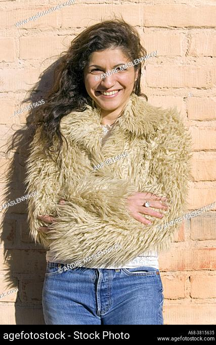 Women in fur