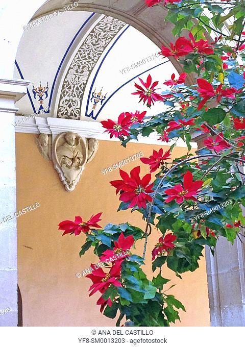 Santo Domingo monastery in Lorca, Murcia Province, Spain