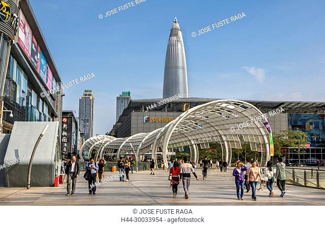 China, Shenzhen City, Nanshan District