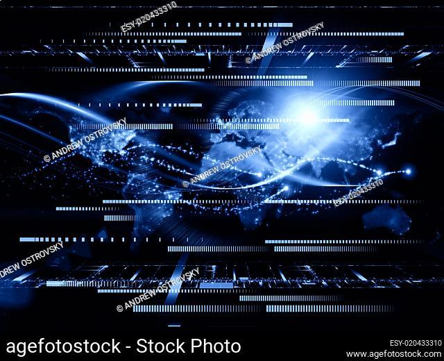 Toward Digital World