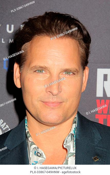 "Peter Facinelli 09/16/2019 """"Running with the Devil"""" premiere held at Writers Guild Theater in Beverly Hills, CA Photo by I"