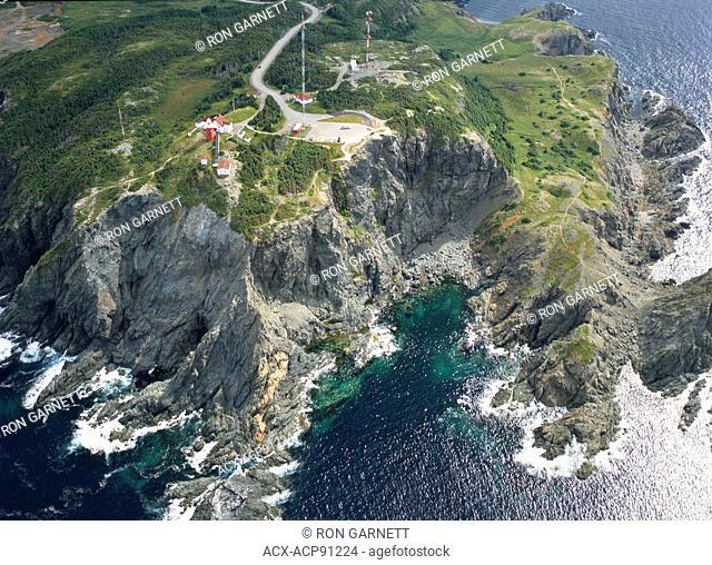Long Point Lighhouse, North Twillingate Island, Newfoundland, Canada